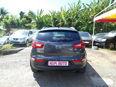 KIA SPORTAGE III 2.0 CRDI 136 4WD photo #10
