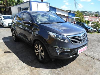 KIA SPORTAGE III 2.0 CRDI 136 4WD photo #2