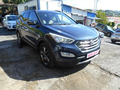HYUNDAI SANTA FE III 2.2 CRDI 197 4WD PACK PREMIUM LIMITED 7 photo #2