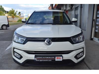 SSANGYONG TIVOLI Tivoli 160 e-XDi 115 2WD Luxury Safety Pack photo #3