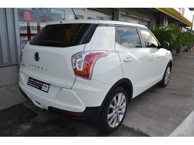 SSANGYONG TIVOLI Tivoli 160 e-XDi 115 2WD Luxury Safety Pack photo #5