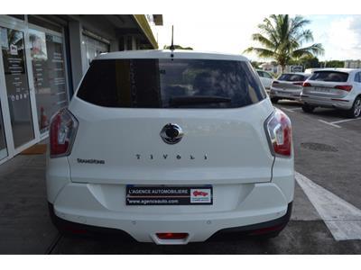 SSANGYONG TIVOLI Tivoli 160 e-XDi 115 2WD Luxury Safety Pack photo #6