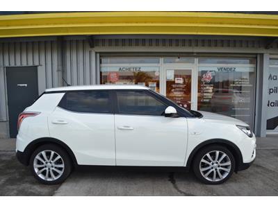 SSANGYONG TIVOLI Tivoli 160 e-XDi 115 2WD Luxury Safety Pack photo #8