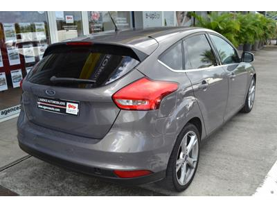 FORD FOCUS 1.5 TDCi 120ch StopetStart Titanium photo #7