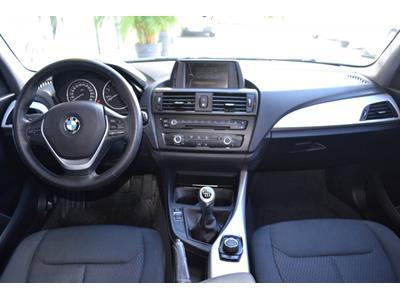 BMW SERIE 1 116d 116ch Lounge 5p photo #8