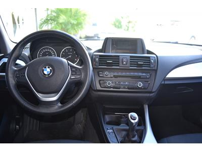 BMW SERIE 1 116d 116ch Lounge 5p photo #9