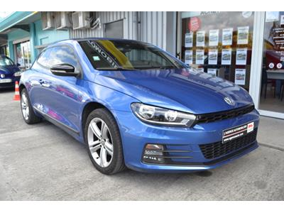 VOLKSWAGEN SCIROCCO 2.0 TDI 150ch BlueMotion Technology FAP  photo #2