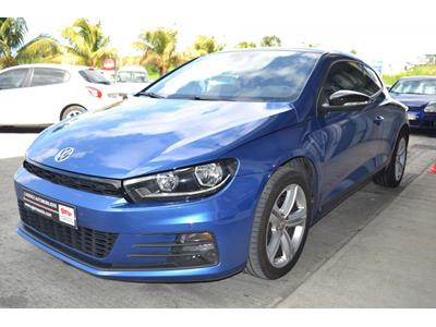 VOLKSWAGEN SCIROCCO 2.0 TDI 150ch BlueMotion Technology FAP  photo #4
