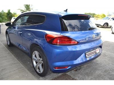 VOLKSWAGEN SCIROCCO 2.0 TDI 150ch BlueMotion Technology FAP  photo #5