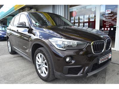 BMW X1 sDrive18dA 150ch Lounge photo #2