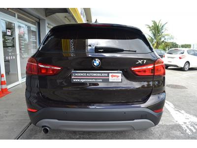 BMW X1 sDrive18dA 150ch Lounge photo #6