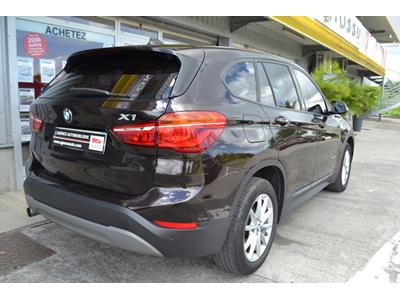 BMW X1 sDrive18dA 150ch Lounge photo #7