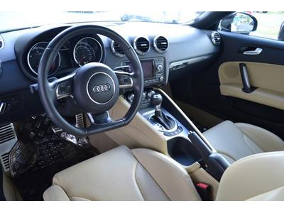 AUDI TT ROADSTER 2.0 TDI 170ch DPF Ambition Luxe quattro S t photo #9