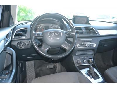AUDI Q3 2.0 TDI 150 ch S tronic 7 Quattro photo #9