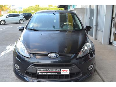 FORD FIESTA Fiesta 1.4 TDCi 70 FAP Trend photo #3
