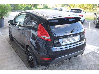 FORD FIESTA Fiesta 1.4 TDCi 70 FAP Trend photo #5