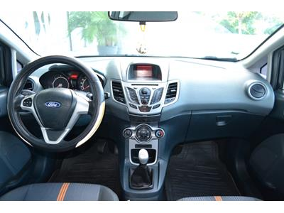 FORD FIESTA Fiesta 1.4 TDCi 70 FAP Trend photo #8