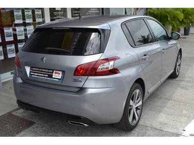 PEUGEOT 308 1.2 PureTech 110ch SetS BVM5 Style photo #7