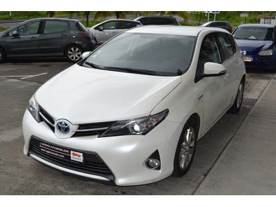 TOYOTA AURIS Auris Hybride 136h Dynamic photo #4