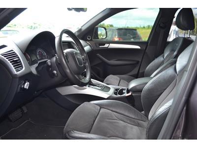 AUDI Q5 V6 3.0 TDI 240 DPF Quattro S Line S tronic 7 photo #10