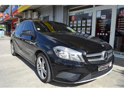 MERCEDES CLASSE A Classe A 160 CDI BlueEFFICIENCY Intuition photo #2