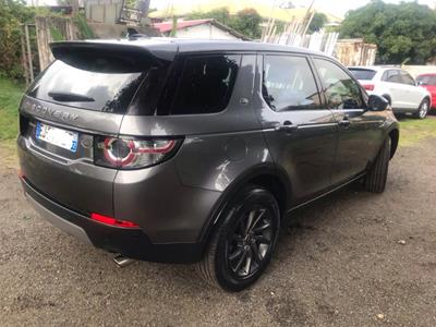 LAND ROVER DISCOVERY SPORT SE 2.0 photo #2