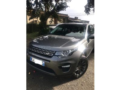 LAND ROVER DISCOVERY SPORT SE 2.0 photo #3
