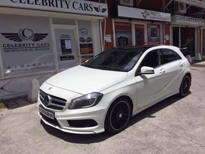 MERCEDES CLASSE A 180 BE Fascination AMG Line photo #3