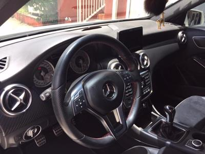 MERCEDES CLASSE A 180 BE Fascination AMG Line photo #7