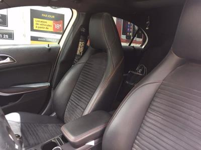 MERCEDES CLASSE A 180 BE Fascination AMG Line photo #8