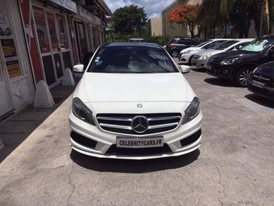 MERCEDES CLASSE A 180 BE Fascination AMG Line photo #2