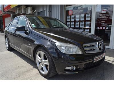 MERCEDES CLASSE C Classe C 180 CDI BlueEfficiency Avantgarde photo #2