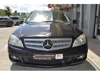 MERCEDES CLASSE C Classe C 180 CDI BlueEfficiency Avantgarde photo #3
