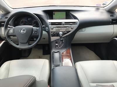 LEXUS RX 400H RX 450h 3.5 V6 299 AWD Pack Président photo #4