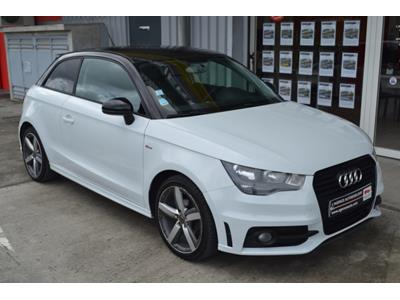 AUDI A1 1.2 TFSI 86 Attraction Pack S-line photo #2