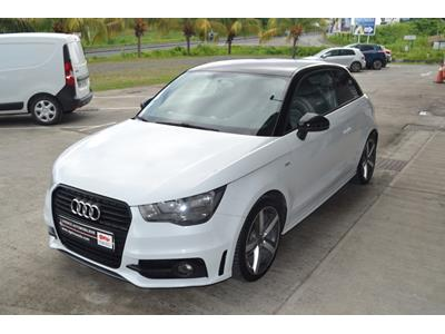 AUDI A1 1.2 TFSI 86 Attraction Pack S-line photo #4