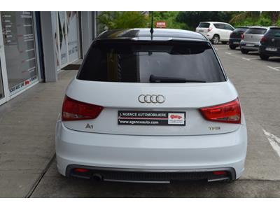 AUDI A1 1.2 TFSI 86 Attraction Pack S-line photo #6
