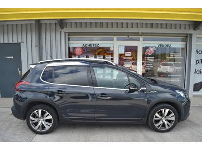 PEUGEOT 2008 1.6 BlueHDi 100ch BVM5 Allure photo #8