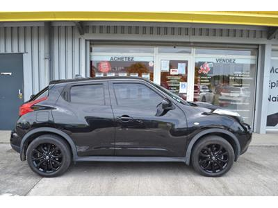 NISSAN JUKE Juke 1.6e DIG-T 190 All-Mode 4x4-i Tekna M-CVT photo #8