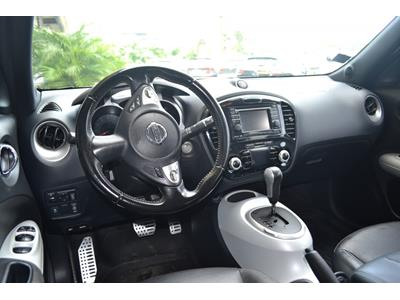 NISSAN JUKE Juke 1.6e DIG-T 190 All-Mode 4x4-i Tekna M-CVT photo #9