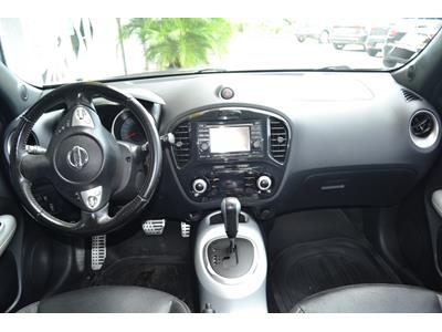 NISSAN JUKE Juke 1.6e DIG-T 190 All-Mode 4x4-i Tekna M-CVT photo #11