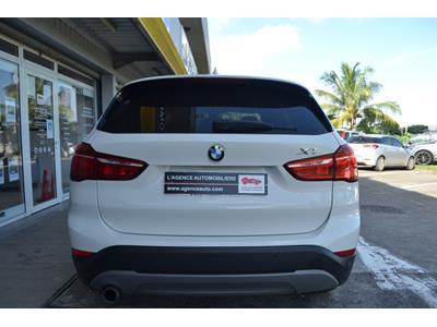 BMW X1 sDrive 16d 116 ch Lounge photo #6