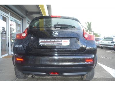 NISSAN JUKE Juke 1.6e 94 Visia photo #6