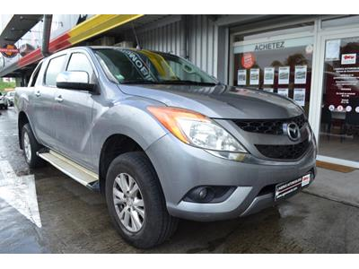 MAZDA BT-50 2,2 double CABINE photo #2
