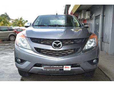 MAZDA BT-50 2,2 double CABINE photo #3
