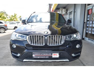 BMW X3 xDrive20d 190ch xLine A photo #3