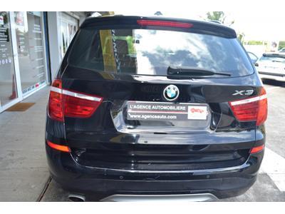 BMW X3 xDrive20d 190ch xLine A photo #6