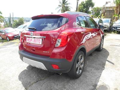 OPEL MOKKA 1.7 CDTI 130 photo #7