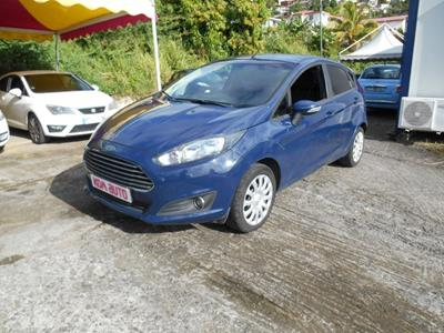 FORD FIESTA 1.25 60 photo #3
