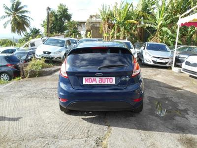 FORD FIESTA 1.25 60 photo #10
